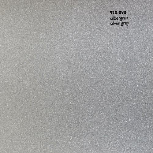Wrap Autofolie Oracal 970 stříbrošedá