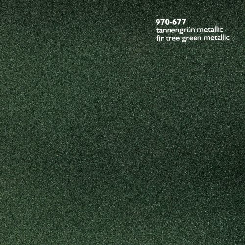 wrap folie Oracal 970 jedlově zelená metalická