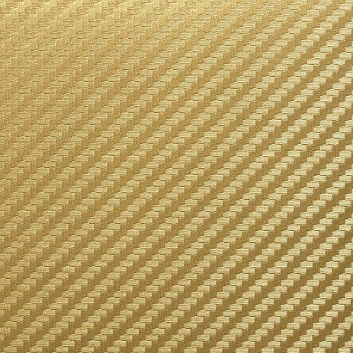 karbonová folie I see 2 total wrap carbon 2D zlatá