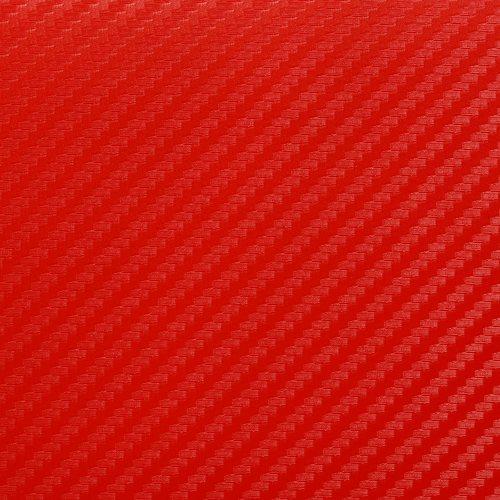 karbonová folie I see 2 total wrap carbon 2D červená